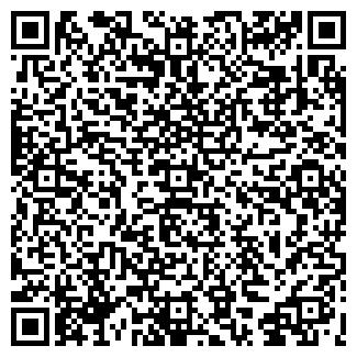 QR-код с контактной информацией организации АЛЁНКА