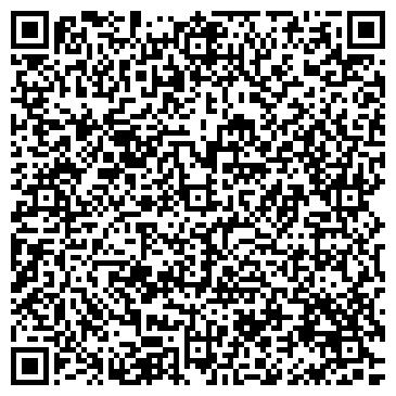 QR-код с контактной информацией организации НИТЬ АРИАДНЫ, ТЕКСТИЛЬНЫЙ ДОМ