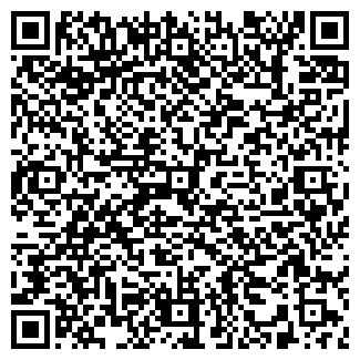 QR-код с контактной информацией организации ЭКСИМ, ФИРМА