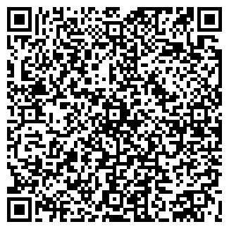 QR-код с контактной информацией организации NORTEL
