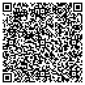QR-код с контактной информацией организации ПАЛИТРА, ЗАО