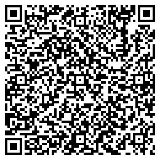 QR-код с контактной информацией организации ПЛАТОС, ООО