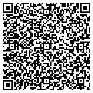 QR-код с контактной информацией организации РУБЕЖ, ООО