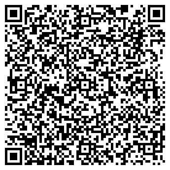 QR-код с контактной информацией организации OTTO BERG FASHION
