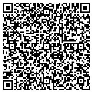 QR-код с контактной информацией организации MONTBLAN, ООО