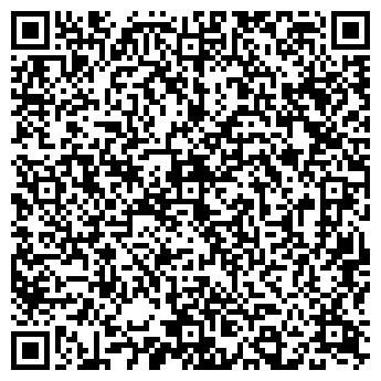 QR-код с контактной информацией организации ПЛАНЕТА-МОСТ, ООО