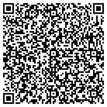 QR-код с контактной информацией организации КЛУБ СЫРА, КОРПОРАЦИЯ