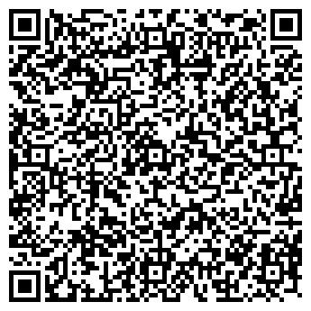 QR-код с контактной информацией организации ПЕРНО РИКАР УКРАИНА, ПИИ