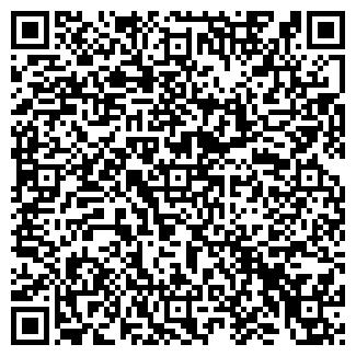 QR-код с контактной информацией организации РОДДОМ № 6