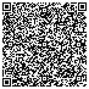 QR-код с контактной информацией организации АЛЧЕВСКИЙ ХЛЕБОКОМБИНАТ ОАО КАРАВАЙ