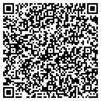 QR-код с контактной информацией организации BISON