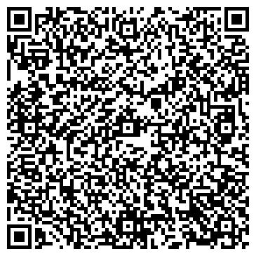 QR-код с контактной информацией организации БАРСКИЙ РАЙОННЫЙ КОНТРОЛЬНО-РЕВИЗИОННЫЙ ОТДЕЛ