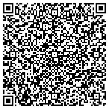 QR-код с контактной информацией организации ХЛЕБОКОМБИНАТ, ФИЛИАЛ ООО БАХМАЧХЛЕБ