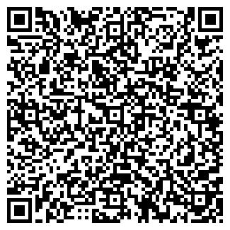 QR-код с контактной информацией организации HENDERSON