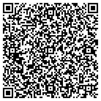 QR-код с контактной информацией организации ДВЕРИ УКРАИНЫ
