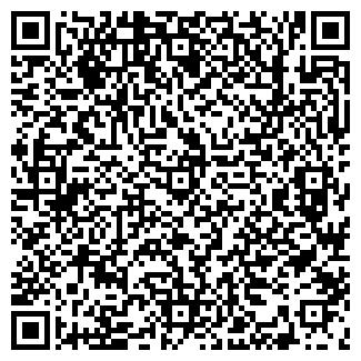 QR-код с контактной информацией организации ЮДЖИН МОТОРС