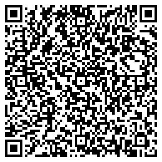 QR-код с контактной информацией организации НАРКОМЕД+