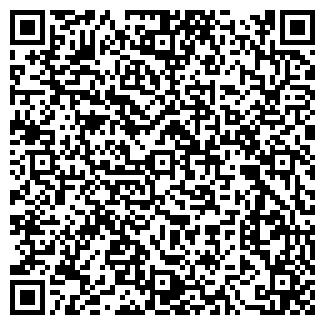 QR-код с контактной информацией организации O'STIN
