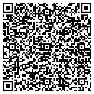 QR-код с контактной информацией организации ЭКОТЕХ, ЗАО