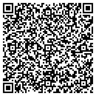 QR-код с контактной информацией организации АКАДЕМ-КЛУБ