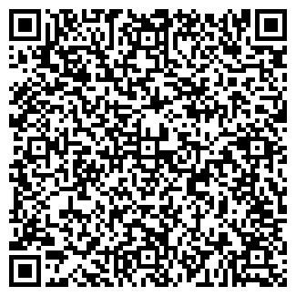 QR-код с контактной информацией организации ЧЕХОВ-3, ШКОЛА