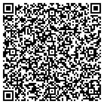 QR-код с контактной информацией организации КОНТАКТ, НПП, ФИЛИАЛ