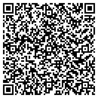 QR-код с контактной информацией организации МАНУШКИНСКАЯ ШКОЛА