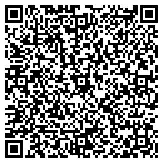 QR-код с контактной информацией организации НОВОБЫТОВСКАЯ ШКОЛА