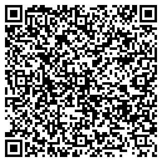 QR-код с контактной информацией организации ШАРАПОВСКАЯ ШКОЛА