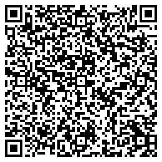 QR-код с контактной информацией организации НАДИЯ, ОАО