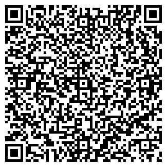 QR-код с контактной информацией организации ЛЮДМИЛА, МП