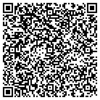 QR-код с контактной информацией организации АВТОБАЗА УАП
