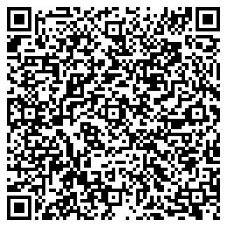 QR-код с контактной информацией организации ООО ПОЛИГРАФ