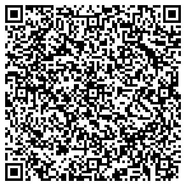 QR-код с контактной информацией организации «Оранжевое небо»
