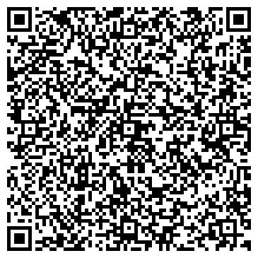 QR-код с контактной информацией организации БИБЛИОТЕКА ЦЕНТРАЛЬНАЯ РАЙОННАЯ ДЗЕРЖИНСКАЯ