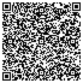 QR-код с контактной информацией организации ТЕХНО-ПЛЮС