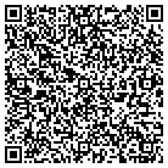 QR-код с контактной информацией организации ПІВДЕННИЙ МАТЕРИК