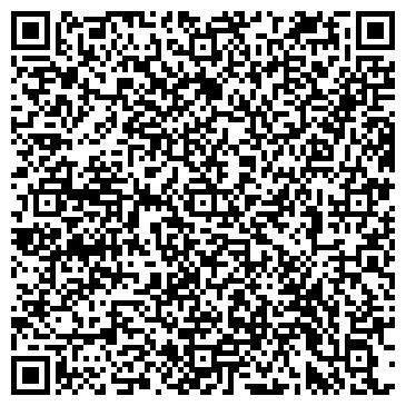 QR-код с контактной информацией организации РОДНЫЕ ПРОСТОРЫ, агентство недвижимости