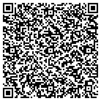 QR-код с контактной информацией организации ПАПАРОВОЗ