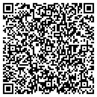 QR-код с контактной информацией организации МЕГА