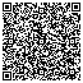 QR-код с контактной информацией организации ИНТЕС, НПФ