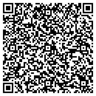QR-код с контактной информацией организации ОРГТЕХ, ПКП