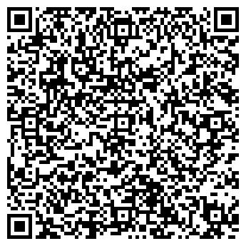 QR-код с контактной информацией организации МЕДСЕРВИС, ФИРМА