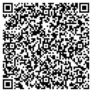 QR-код с контактной информацией организации ПЛАНЕТА СЕРВИС