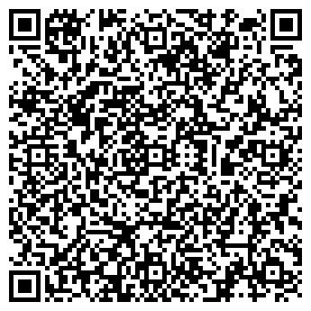 QR-код с контактной информацией организации ТЕПЛОЭНЕРГЕТИК, ГАК