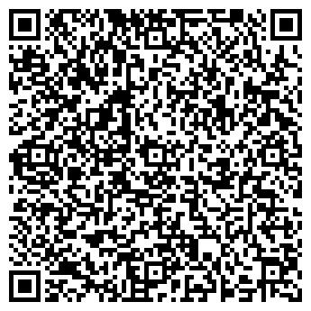 QR-код с контактной информацией организации ПИК, АРХИТЕКТУРНОЕ БЮРО