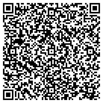 QR-код с контактной информацией организации ОРГТЕХШАХТОСТРОЙ, ГХК