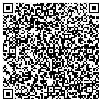 QR-код с контактной информацией организации RULER ADVERTISING