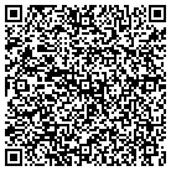 QR-код с контактной информацией организации ШКОЛА ПОС. ШАТУРТОРФ