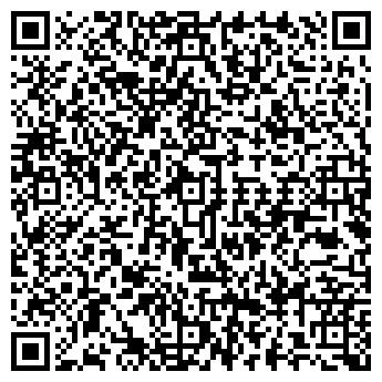 QR-код с контактной информацией организации POWER OF FLOWERS